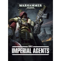 Codex: Imperial Agents Hardback