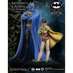 Batman And Robin - The Dynamic Duo