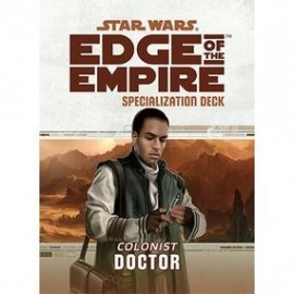 Edge of the Empire Specialization Deck: Doctor