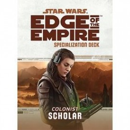 Edge of the Empire Specialization Deck: Scholar