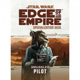 Edge of the Empire Specialization Deck: Pilot