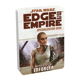 Edge of the Empire Specialization Deck: Enforcer