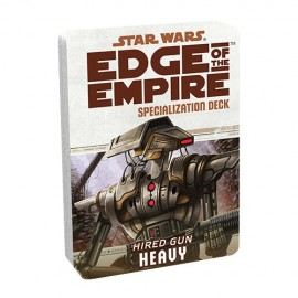 Edge of the Empire Specialization Deck: Heavy