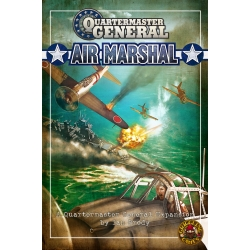 Quartermaster General: Air Marshal Expansion