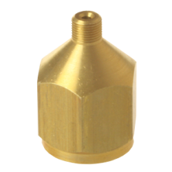 1/4 Comp-Badger Adapter with Hole