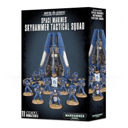 Space Marine Skyhammer Tactical Squad