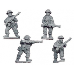 Late British Riflemen II