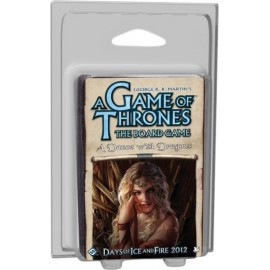 Game of Thrones Board Game: A Dance With Dragons POD