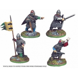 Norman Infantry Command