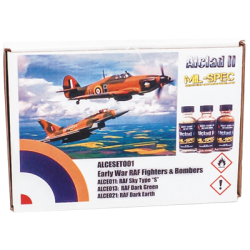 Alclad II Early War RAF Set