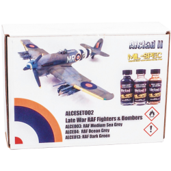 Alclad II Late War RAF Set