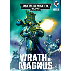 War Zone Fenris: Wrath Of Magnus Softback