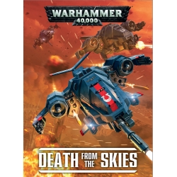 Death From The Skies Softback