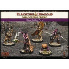 D&D: Illithid Raiding Party - Limited Edition