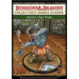 D&D - Qesnef Ogre Mage - Limited Edition