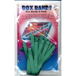 Box Bands: Regular Size Green