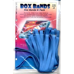 Box Bands: Large Size Blue
