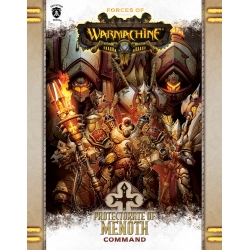 Forces of Warmachine: Protectorate of Menoth Command - Softcover