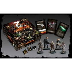 Z War One Core Game