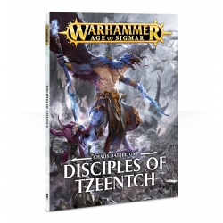 Battletome: Disciples of Tzeentch Hardback