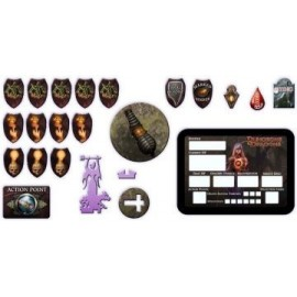 D&D 4e: Binder Token Set