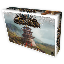 Khitai: Conan Expansion