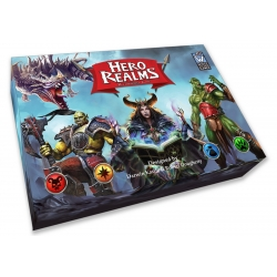 Hero Realms Deckbuilding Game