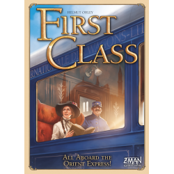 First Class: The Orient Express