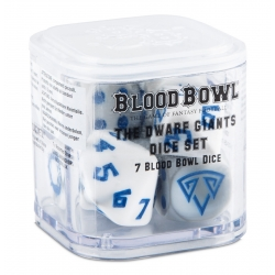 Blood Bowl: The Dwarf Giants Dice Set