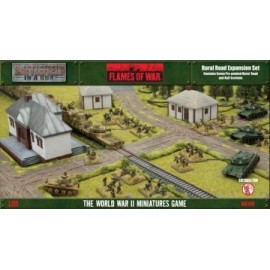Battlefield in a Box - Rural Road Expansion Set