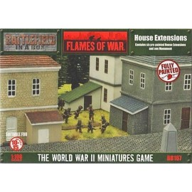 Battlefield in a Box - European House Extensions