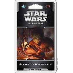 Allies of Necessity Force Pack: Star Wars LCG Exp.