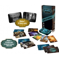 Secrets & Lies: Mysterium Expansion 2