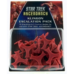 Star Trek Ascendancy: Klingon Escalation Pack