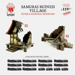 Samurai Ruined Village