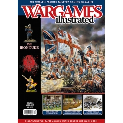 Wargames Illustrated 354