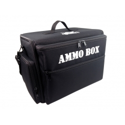 Ammo Box Bag Empty (Black)