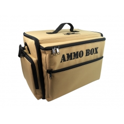 Ammo Box Bag Empty (Khaki)