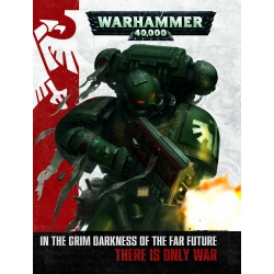 Warhammer 40,000 Rulebook - English