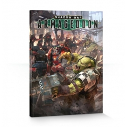 Shadow War: Armageddon Rulebook English