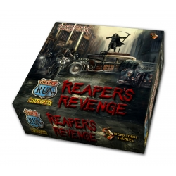 Devil's Run, Route 666 - Reaper's Revenge