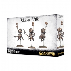 Kharadron Overlords Skyriggers / Endrinriggers