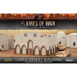 Large Desert Building