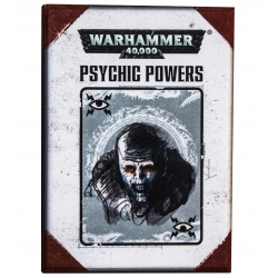 Warhammer 40,000 Psychic Powers - French