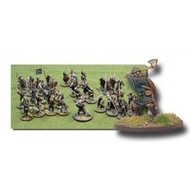 Anglo-Danish 6-point Warband