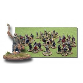 Scots 6-point Warband