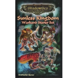 ShadowSea Sunless Kingdom Warband Starter Set