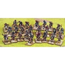 Steppe Nomads 4-point Warband