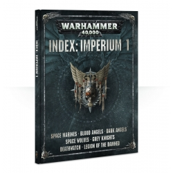 Warhammer 40,000: Index: Imperium Vol 1