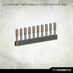 Legionary Thunder Gun Suppressor Mk 1